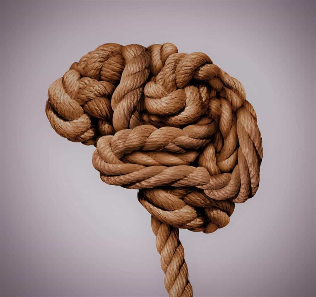 brain replaced with rope